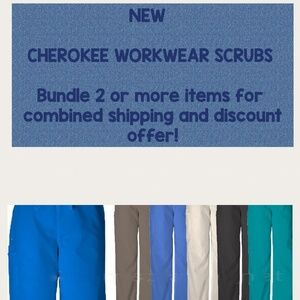 Visit my closet for a Huge Selection of NWT Scrubs